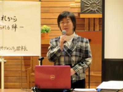 「福島から語る」Vol.6 柳沼千賀子さん(2013年11月15日)
