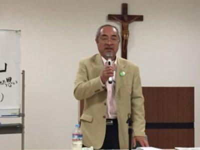 「福島から語る」Vol.7 湯野川政弘さん(2015年5月15日)