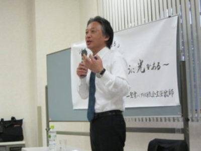 「福島から語る」Vol.10 佐藤彰さん (2016年11月19日)