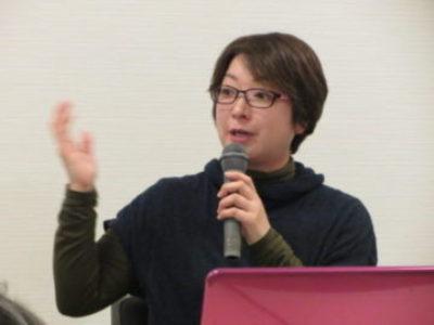 「福島から語る」Vol.11 松野みき子さん (2015年12月5日)
