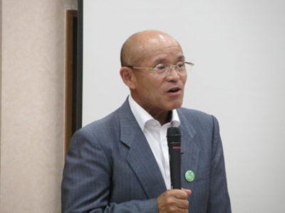 「福島から語る」Vol.13 桜井勝延さん (2019年6月22日)